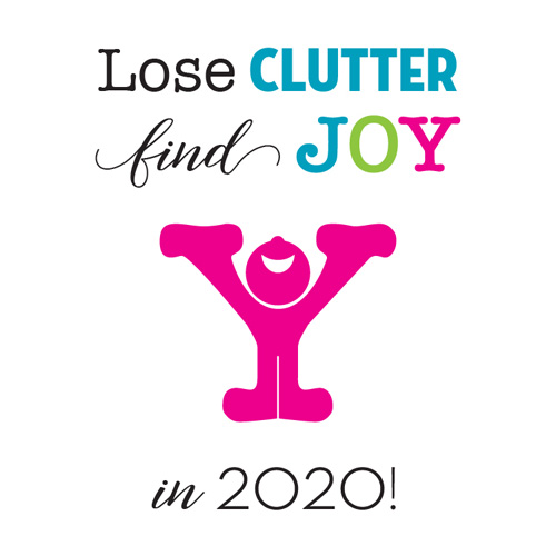 declutter, spark joy, tidy up, find joy