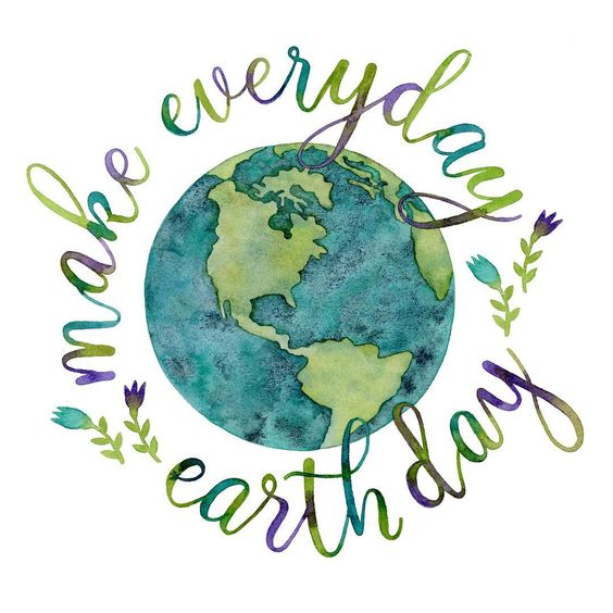 earth day recycle